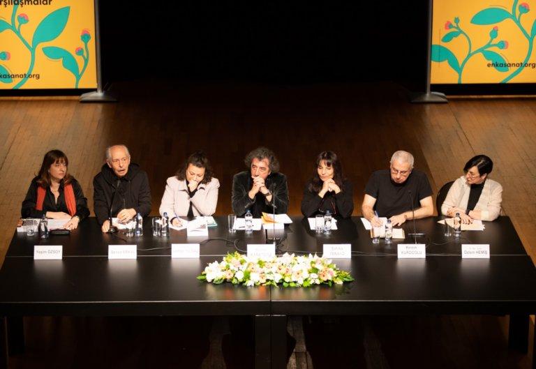 ENKA Sanat'ın etkinlik arşivi Dünya Tiyatrolar Günü'nde dijitalde