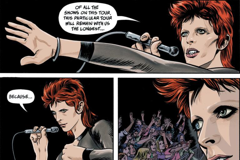 Memo Tembelçizer'in çevirisiyle artık Türkçe'de: Bowie