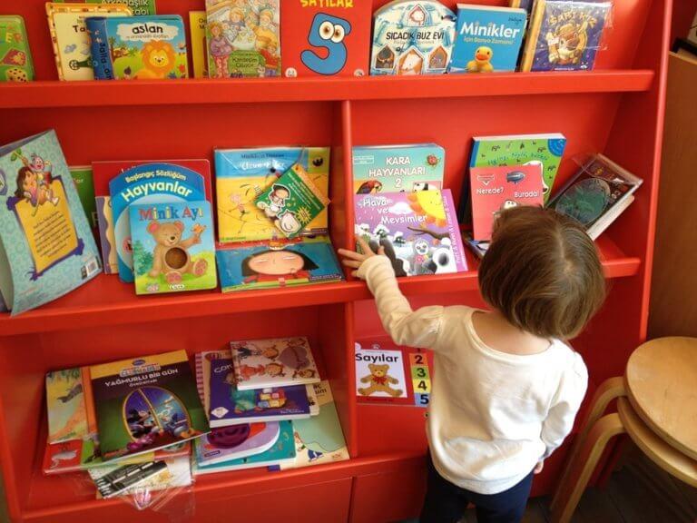"""""""Kitap seçiminde çocukların fikri alınmalı"""""""