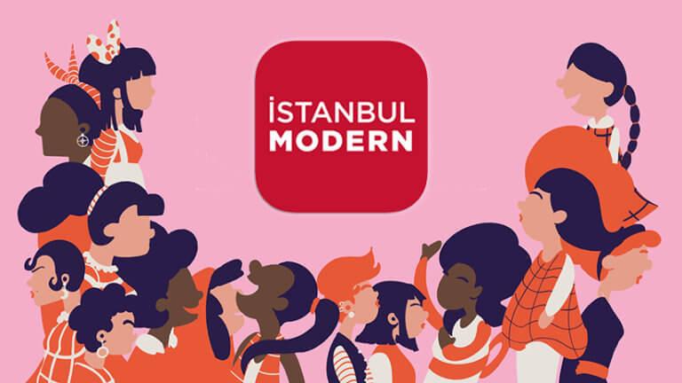 Kadınlara özel İstanbul Modern