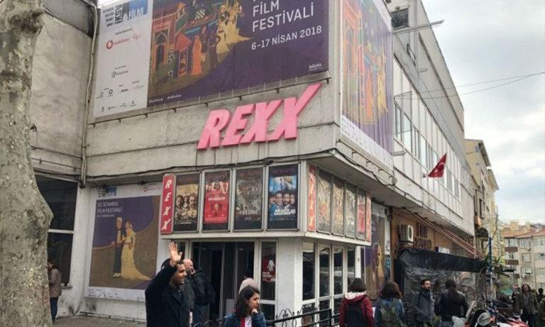 Kadıköy Belediyesi, Rexx Sineması'na sahip çıkıyor