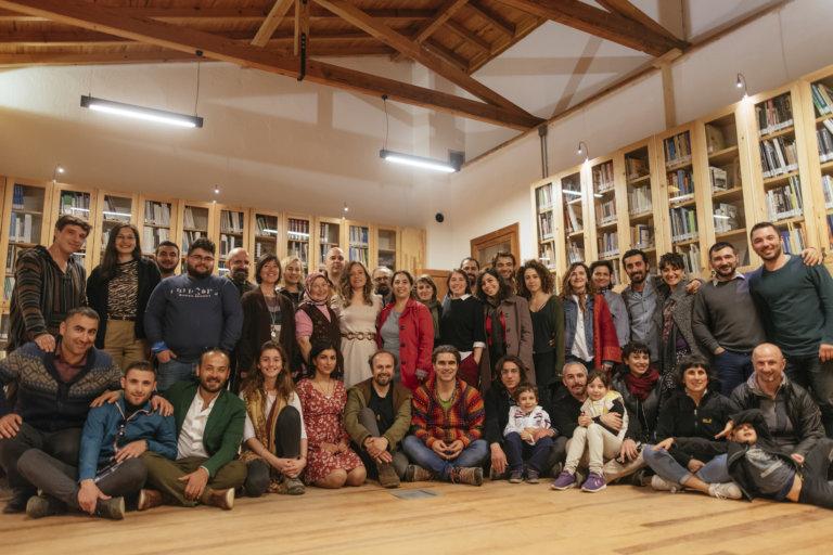 Türkiye'nin ilk Doğa Kütüphanesi Seferihisar'da