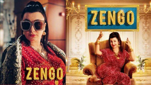 """Dişi Recep İvedik vakası """"Zengo"""""""