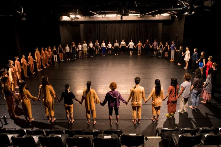 Dünya Dans Günü etkinlikleri de bu yıl çevrimiçi yapılıyor
