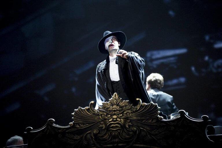 """""""Operadaki Hayalet"""" müzikali 48 saat boyunca online yayında"""