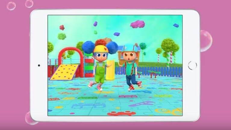 Yeni çocuk kanalı MEYPOM Çocuk yayında