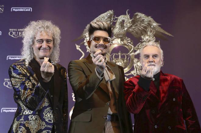 """Adam Lambert ve Queen'den sağlık çalışanlarına şarkı: """"You are the Champions"""""""
