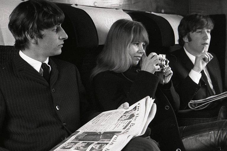 Astrid Kirchherr: The Beatles'ın imajını yaratan fotoğrafçı