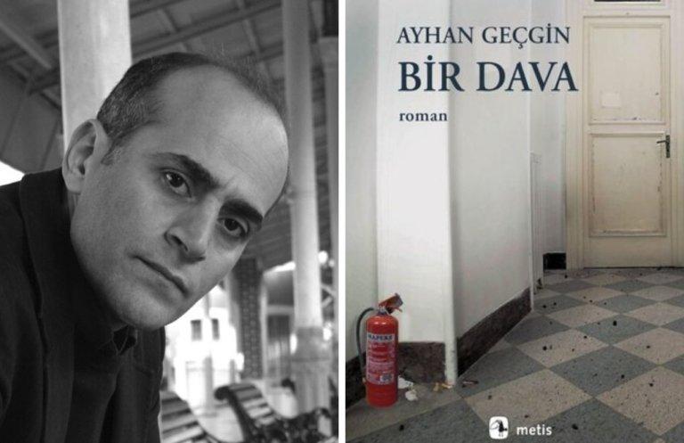 49. Orhan Kemal Roman Armağanı, Ayhan Geçgin'in