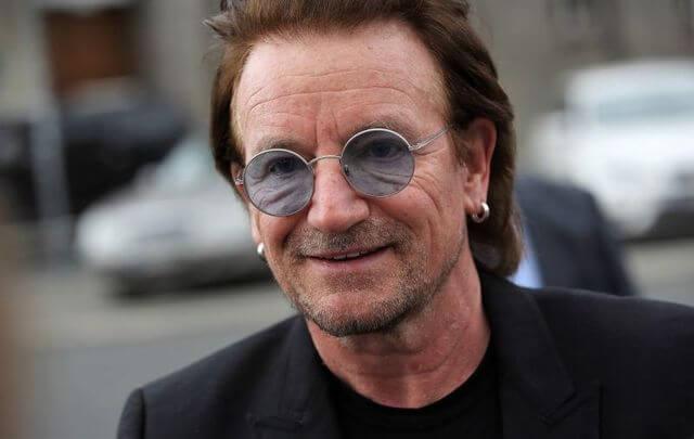 """Bono'nun """"hayatını kurtaran 60 şarkı"""""""