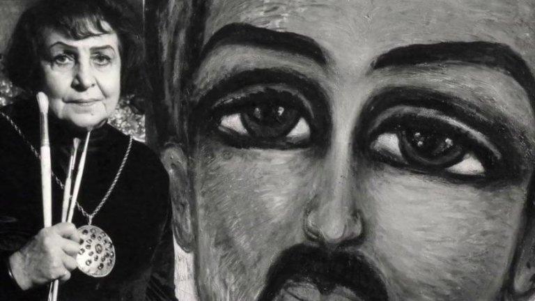 Fahrelnissa Zeid sergisine online ulaşabilirsiniz