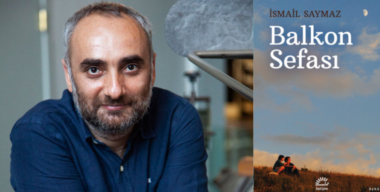 İsmail Saymaz'dan memleket sevdalı öyküler: Balkon Sefası