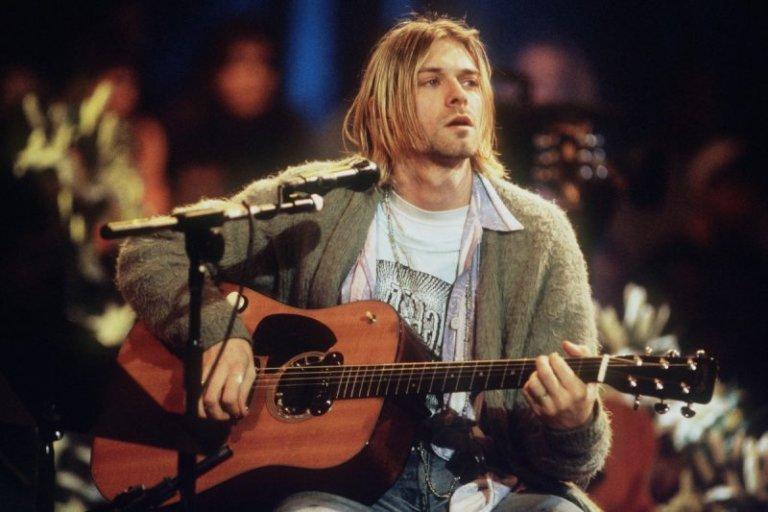 Kurt Cobain'in MTV Unplugged'da çaldığı gitar 1 milyon dolara satışta