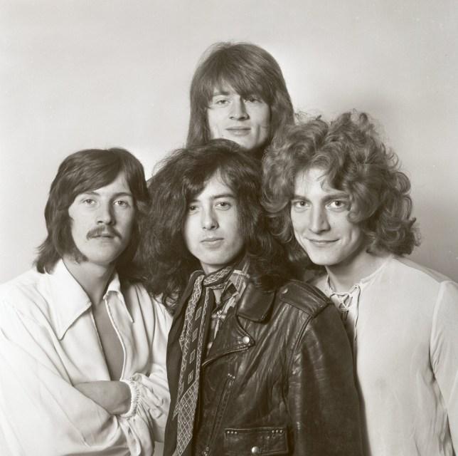 """Led Zeppelin'in """"Celebration Day"""" konser filmi hafta sonu erişime açık"""