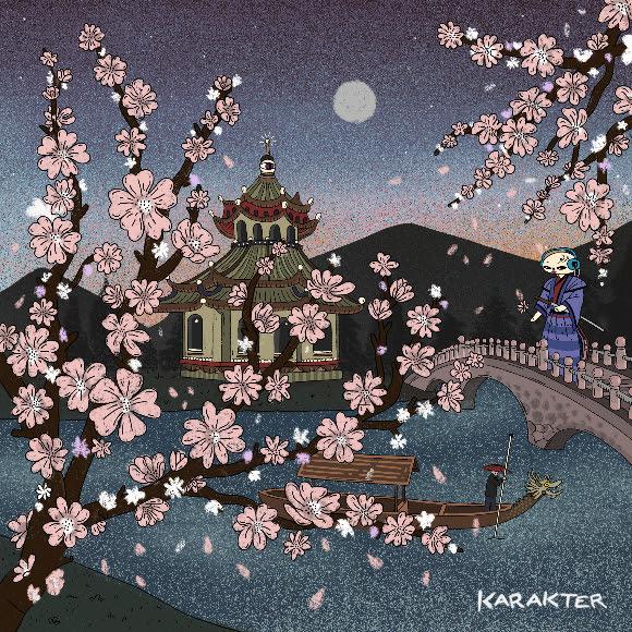 "Japonya'ya yolculuk: ""Sakura"""