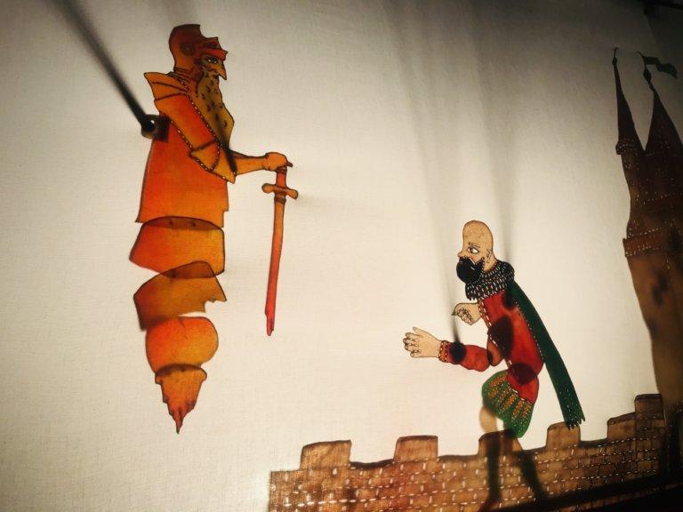 Shakespeare ilk defa Karagöz perdesinde