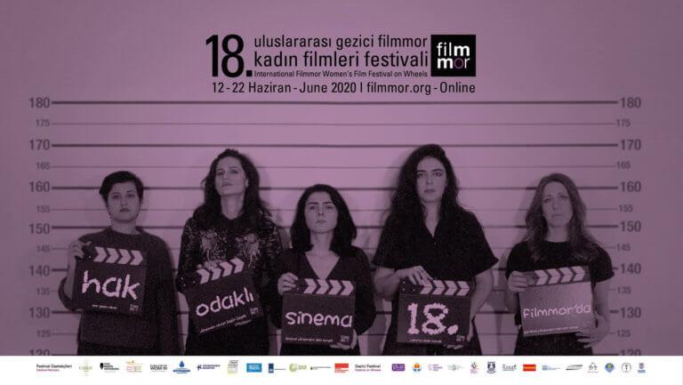 18. Uluslararası Gezici Filmmor Kadın Filmleri Festivali 12-22 Haziran'da online