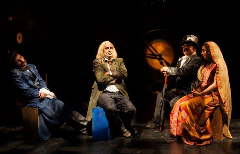 """Devlet Tiyatroları'nın ilk oyunu """"80 Günde Devr-i Alem"""""""
