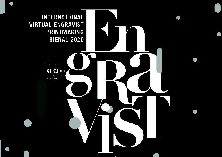 """Dünyanın ilk sanal baskıresim bienali """"Engravist"""" açıldı"""