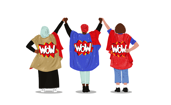 Kadınlar için ilk küresel dijital festival: WOW Global 24