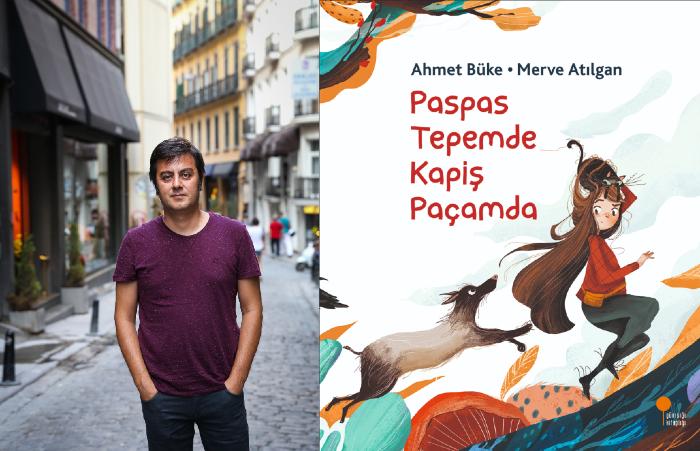 """Ahmet Büke'nin """"Zeyno Kitapları"""" serisine bir yenisi eklendi"""