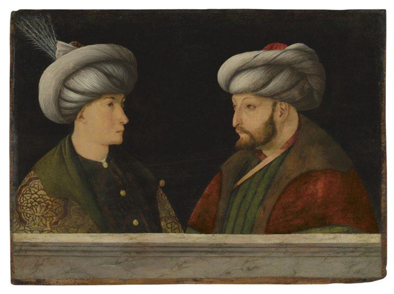 İBB, Fatih Sultan Mehmet'in tablosunu satın aldı, sosyal medya ikiye bölündü