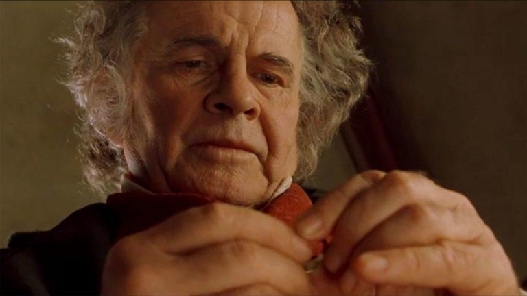 """""""Bilbo Baggins"""" Ian Holm artık yok!"""