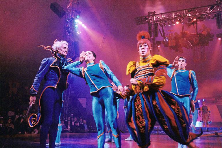 Cirque du Soleil açık artırmada satışa çıkarıldı