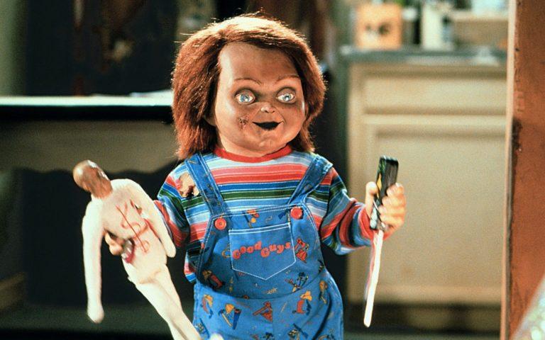 """""""Ölmeyen"""" oyuncak bebek """"Chucky"""" dizi oluyor"""