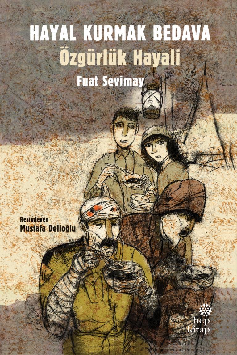 Fuat Sevimay'dan bu defa çocuklar için bir hayal kitabı