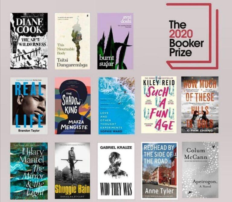 Man Booker Ödülü 2020 listesi açıklandı
