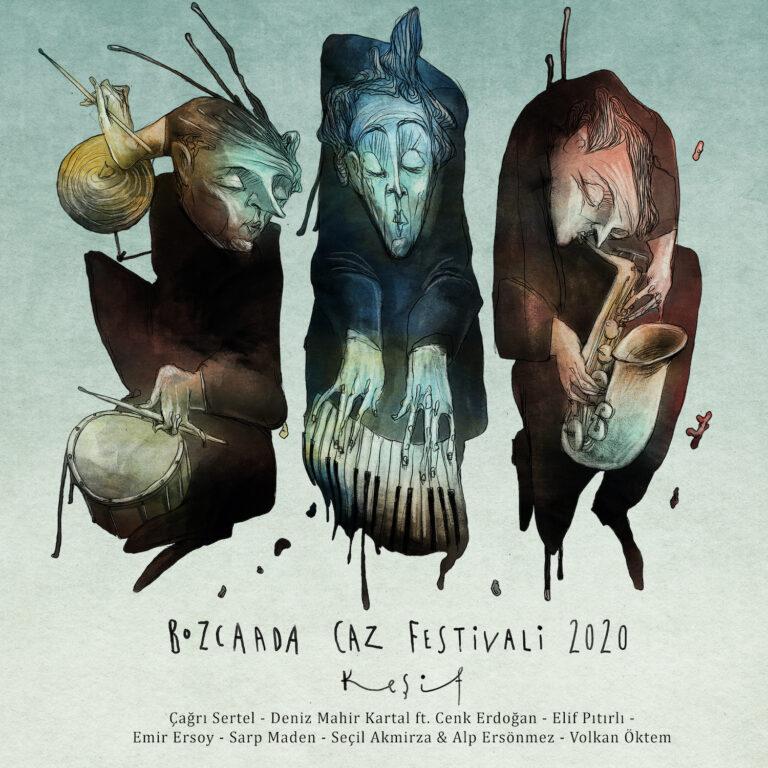 """Bozcaada'dan ilham alan şarkılar: Bozcaada Caz Festivali 2020 """"Keşif"""""""