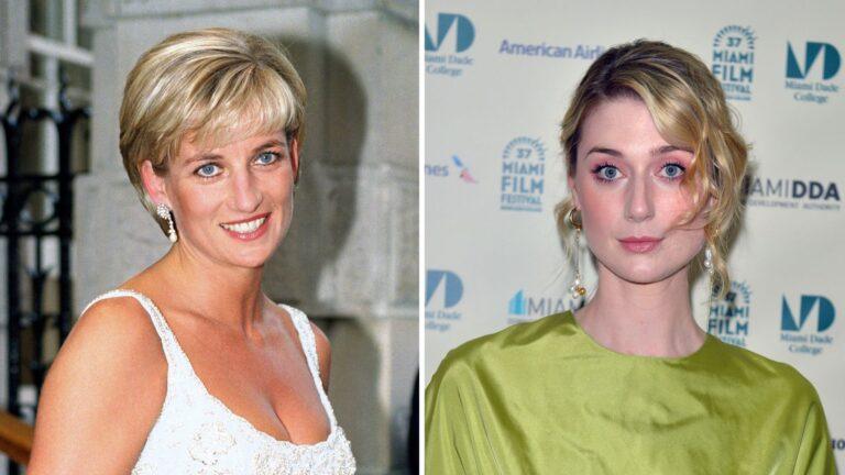 """The Crown""un Diana'sı belli oldu: Elizabeth Debicki"