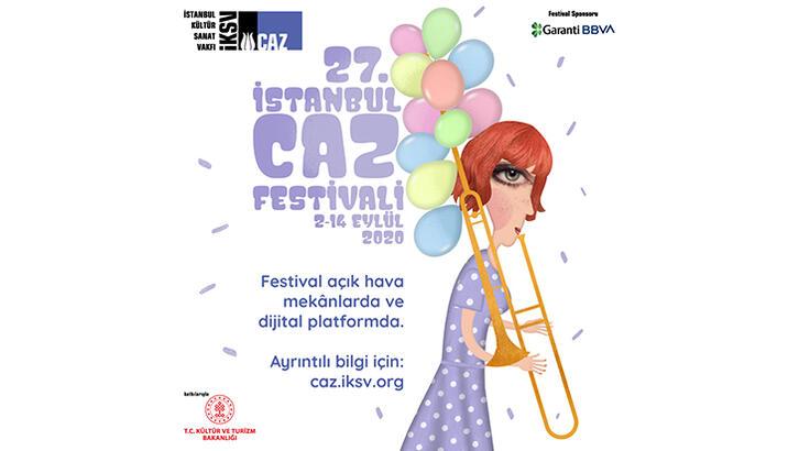 İstanbul Caz Festivali değişen programıyla eylül ayında