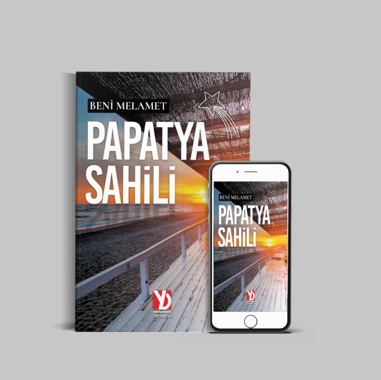 """Dedektif romanlarını sevenler için """"Papatya Sahili"""""""