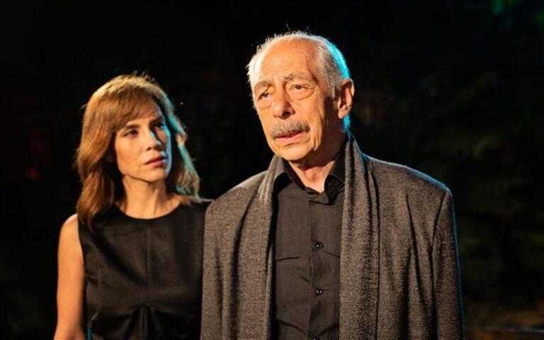 """""""Sanat Parkta"""" etkinlikleri Genco Erkal ile başladı"""