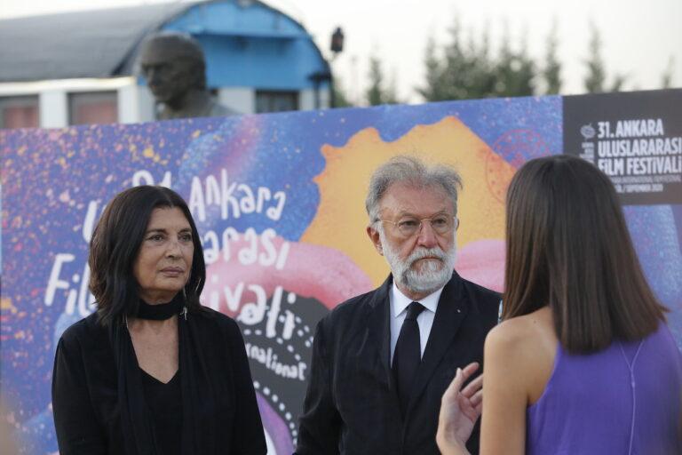31. Ankara Uluslararası Film Festivali ödüllerle başladı