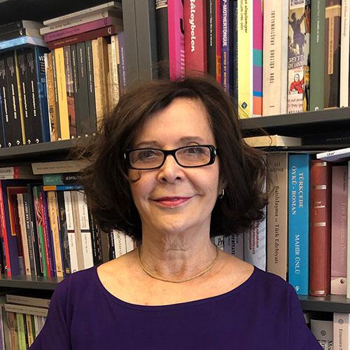 Erdal Öz Edebiyat Ödülü, Jale Parla'nın