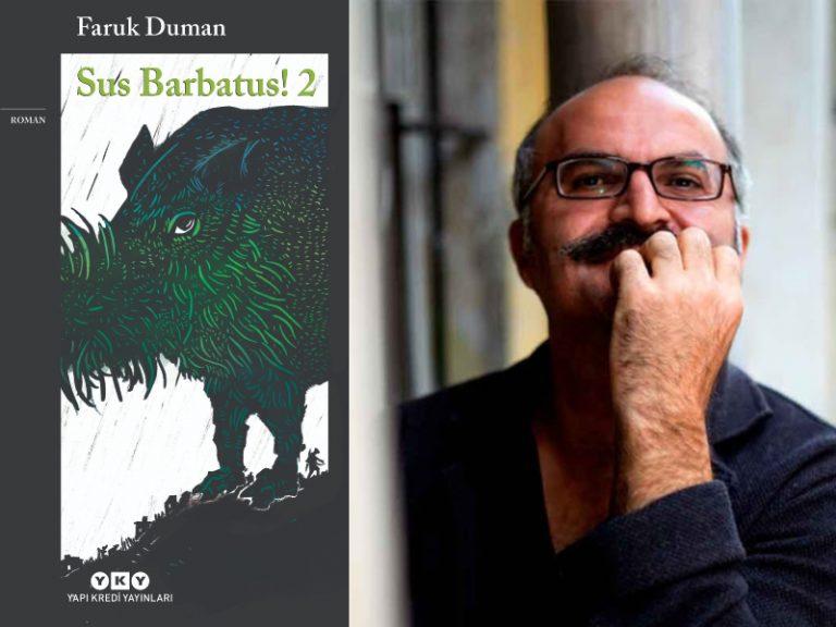 """""""Sus Barbatus!""""un ikinci cildi yayımlandı"""