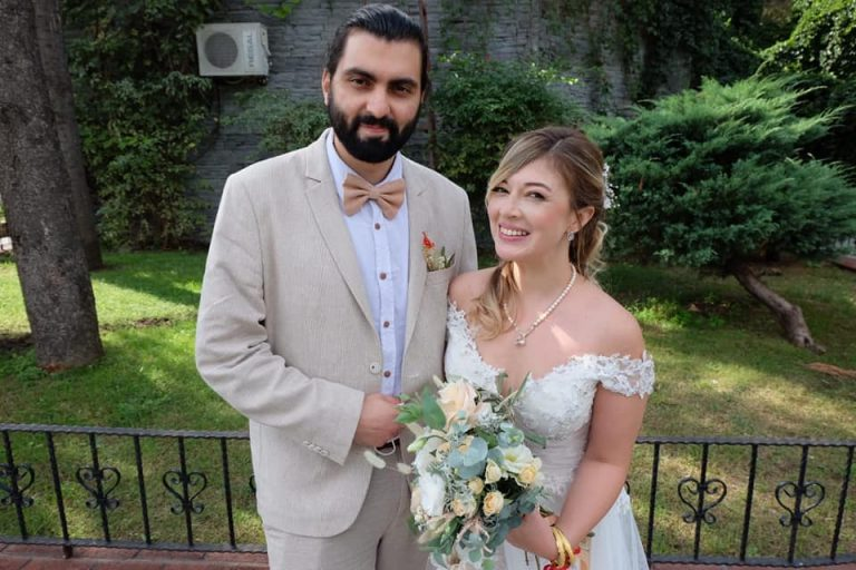 Ajandakolik'in kurucusu Nilüfer Türkoğlu evlendi!